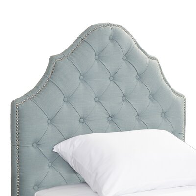 Lily Pond Upholstered Panel Headboard