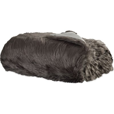 Goslar Faux Fur Throw