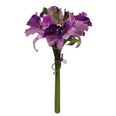 Orchid Bouquet Color: Lavender