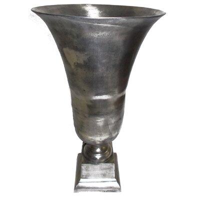 Aluminum Trumpet Vase