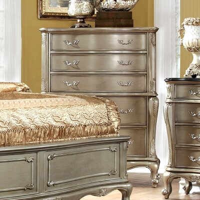 Cameron 5 Drawer Chest
