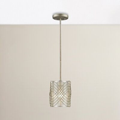 Gere 1-Light Mini Pendant