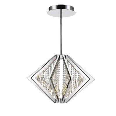 Rafaella LED Pendant Size: 18 H x 25.75 W x 25.75 D