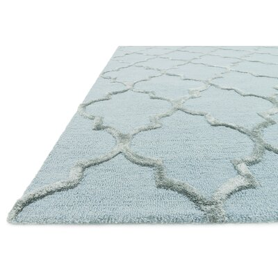 Ruddell Mist Area Rug Rug Size: Rectangle 93 x 13