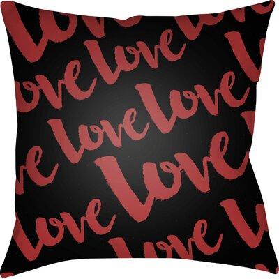 Bradford-on-Avon Indoor/Outdoor Throw Pillow Size: 18