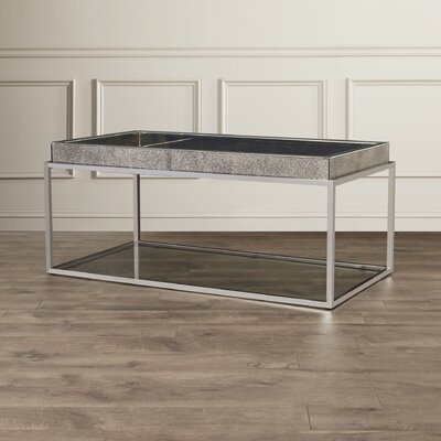 Ramillies Coffee Table with Tray Top