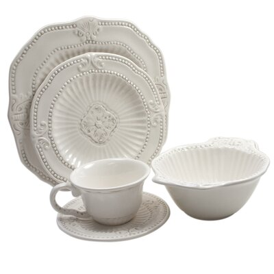 Davis 20 Piece Dinnerware Set
