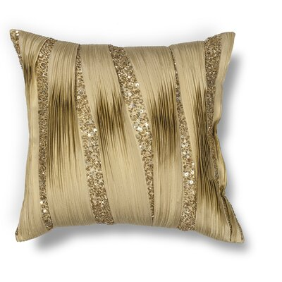 Petersfield Ruffles and Sequins Throw Pillow