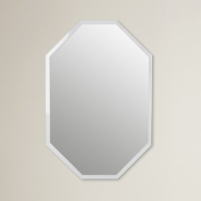 Cromer Frameless Mirror