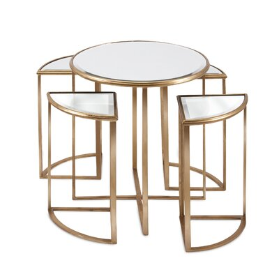 Lewes 5 Piece Nesting Tables