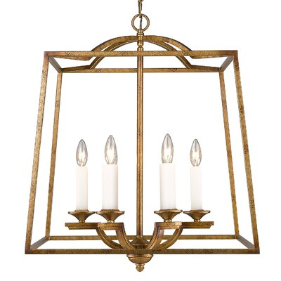 Senter 6-Light Foyer Pendant