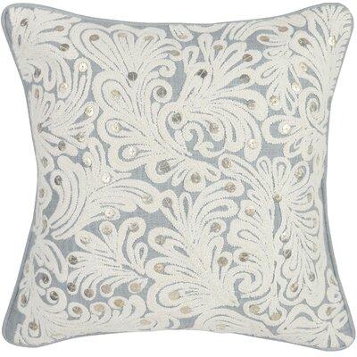 Wainscott Cotton Throw Pillow