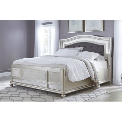 Gasser Upholstered Platform Bed