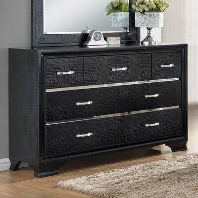 Farnworth 7 Drawer Dresser