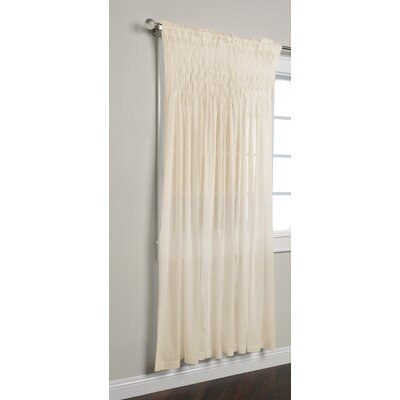 Zepperen Single Curtain Panel