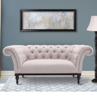 Bonilla Chesterfield Sofa