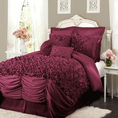 Nedmond 4 Piece Comforter Set