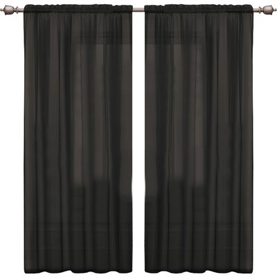 Aurora Single Curtain Panel