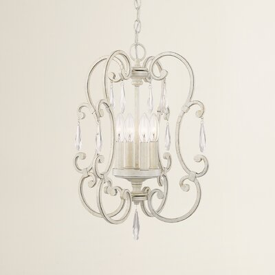 Oriana 4-Light Candle-Style Chandelier