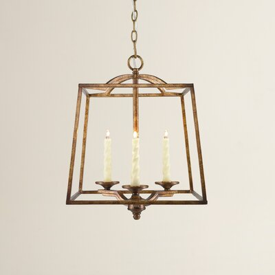 Gambon 3-Light Foyer Pendant