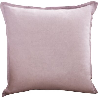 Strathmore Throw Pillow Size: 18 H x 18 W x 4 D, Color: Lavender