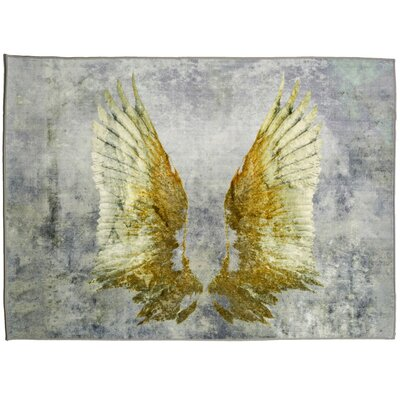 Marilles My Golden Wings Area Rug