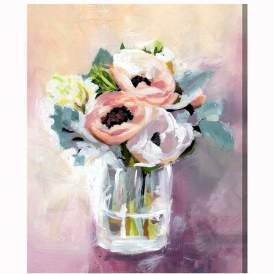 Natura Mora Painting Print on Wrapped Canvas