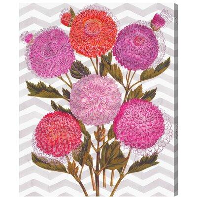 Camellias de Verano Graphic Art on Wrapped Canvas Size: 20