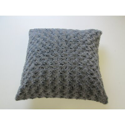 Kailani Throw Pillow Color: Frost