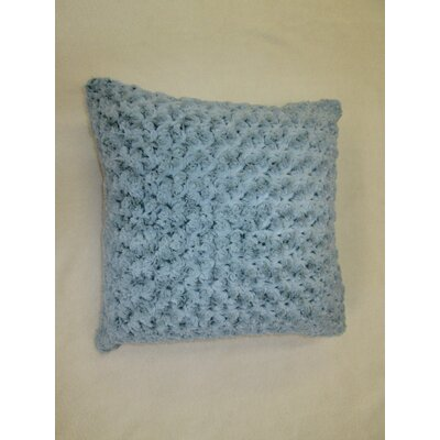 Kailani Throw Pillow Color: Mist