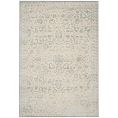 Lasne Stone Area Rug Rug Size: Rectangle 53 x 76