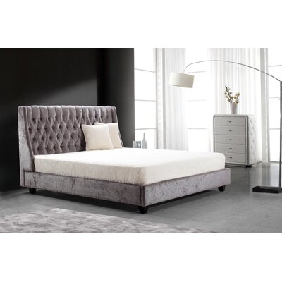 Kampenhout Upholstered Storage Platform Bed Size: King