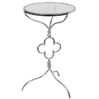 Hendrik Circular Top End Table