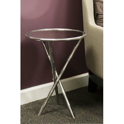 Irving Round End Table