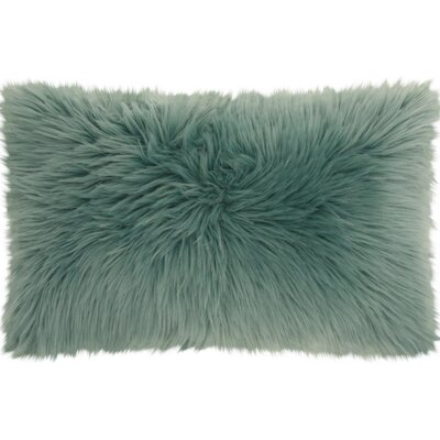 Imperial Faux Fur Lumbar Pillow