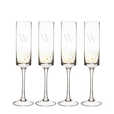 Valerie 8 oz. Champagne Flute HOHN6790 30973105