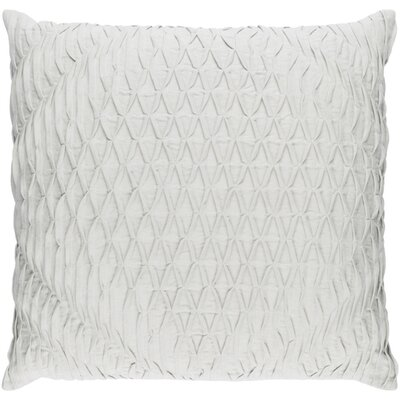 Vine Throw Pillow Size: 18 H x 18 W x 4 D, Color: Neutral