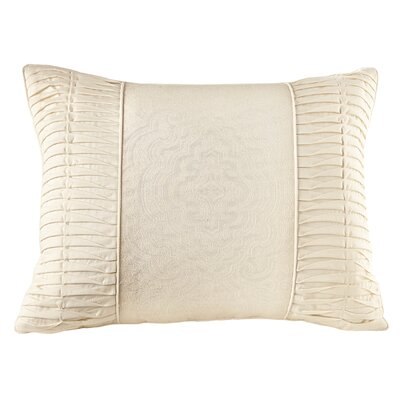 Deveral Cotton Naturals Jacquard Throw Pillow