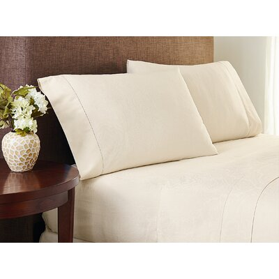 Deveral Cotton Naturals Decorative Pillowcase Size: Small