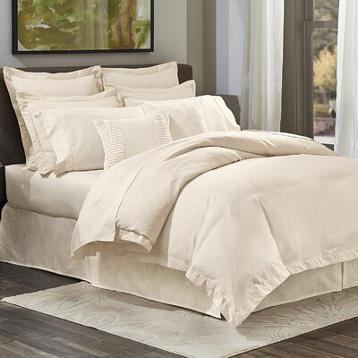 Jagger 3 Piece Duvet Cover Set Size: King