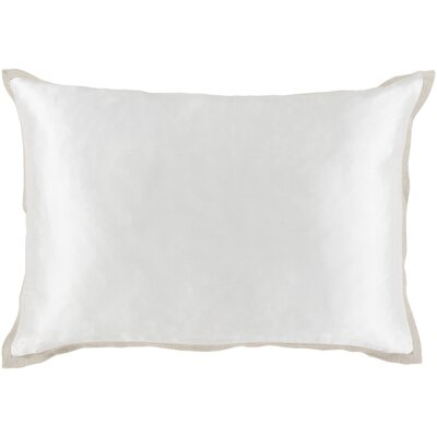 Caine Lumbar Pillow Cover Color: Light Gray