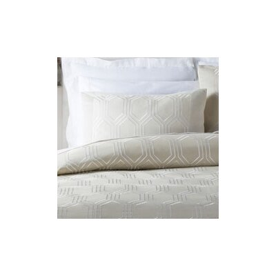 Hedy Sham Size: Standard, Color: Neutral