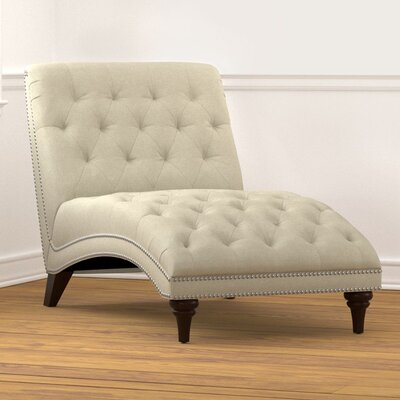 Cordella Chaise Lounge Color: Oatmeal