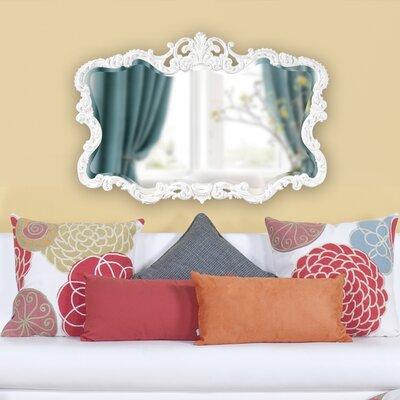 Barnoldswick Wall Mirror Finish: White