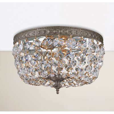 Coblenz 2-Light Flush Mount