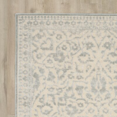 Lasne Stone Area Rug Rug Size: Runner 22 x 8