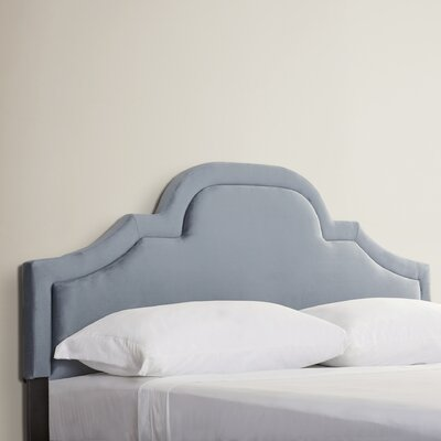 Elroy King Upholstered Panel Headboard