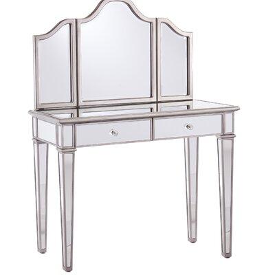 Kaila Vanity Set with Mirror