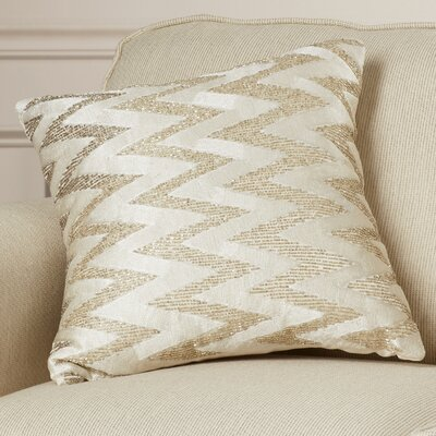 Shelbourne Chevron Throw Pillow