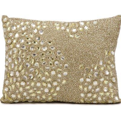 Hertzog Lumbar Pillow Size: 13 H x 18 W, Color: Beige